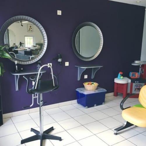 Espace de coiffure Vidéo-Coiff, à Valmont