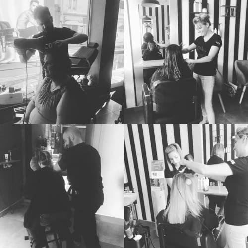 Salon de coiffure à Raon-l'Étape