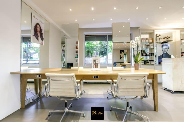 Atelier de coiffure