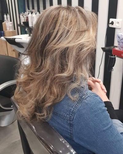 Coupe de cheveux chez Tendance et Style by Axel
