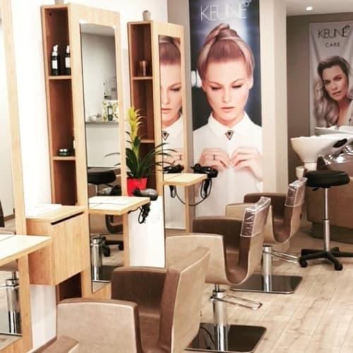 Le salon Séduction Coiffure