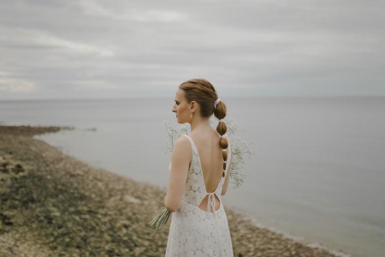 """Photographe """"Solveig&Ronan photographie"""" pour """"Le Wedding Magazine"""" Coiffure """"Le Boudoir à Do' """""""