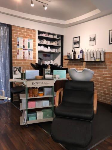 Salon de coiffure à Étampes