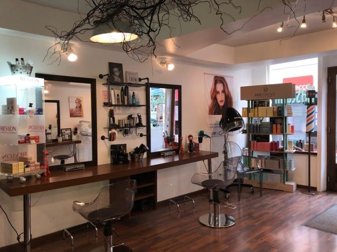 Salon de coiffure mixte Etampes