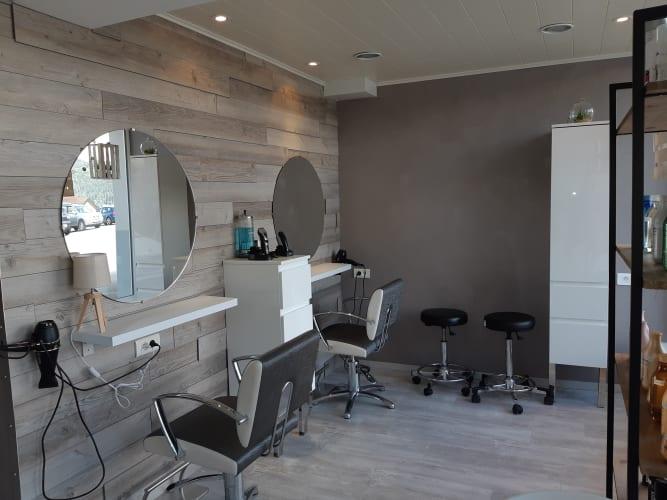 Salon de coiffure O'couleurs d'Audrey à Montlebon