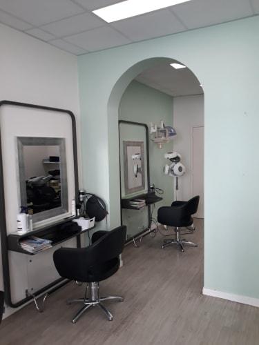 Espace de coiffure à Rennes