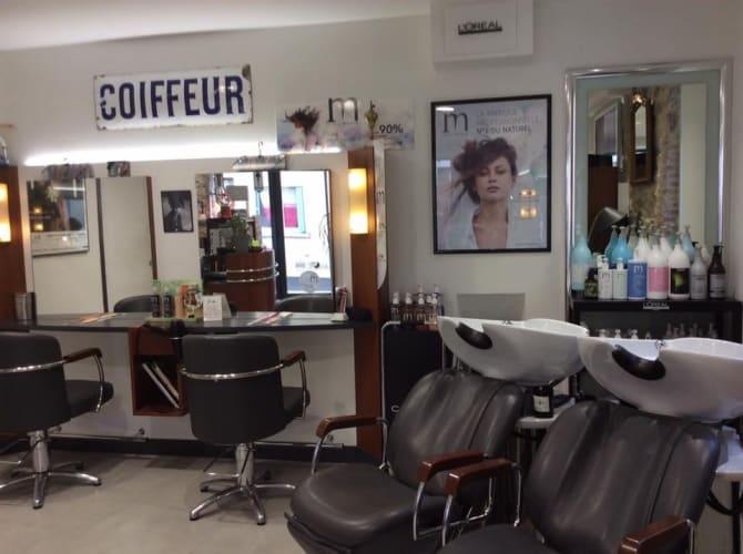 Le salon de coiffure mixte R Coiffure à Tain-l'Hermitage