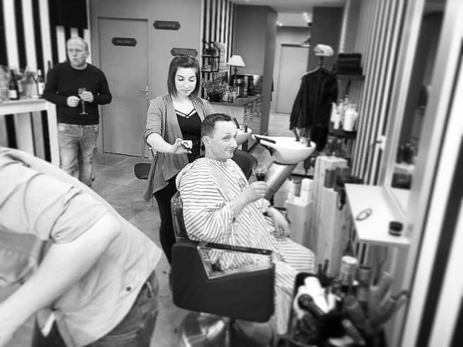 Barbershop à RAON-L'ÉTAPE