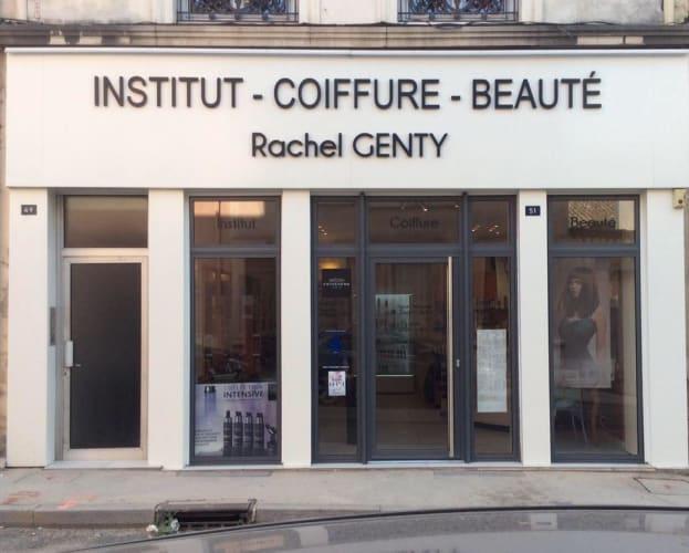 Institut coiffure beauté  Rachel Genty à Macon