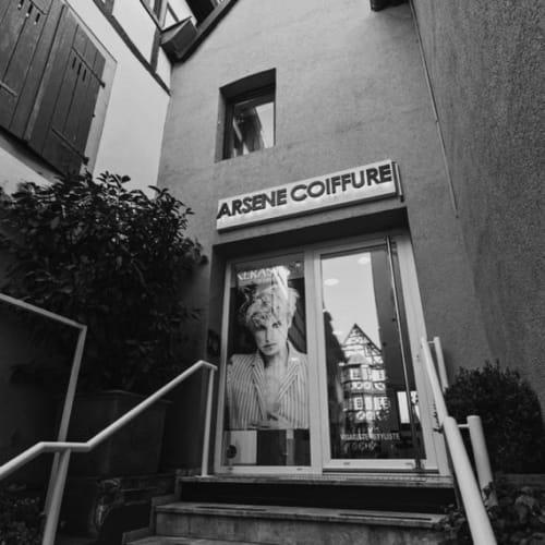Coiffure Arsène