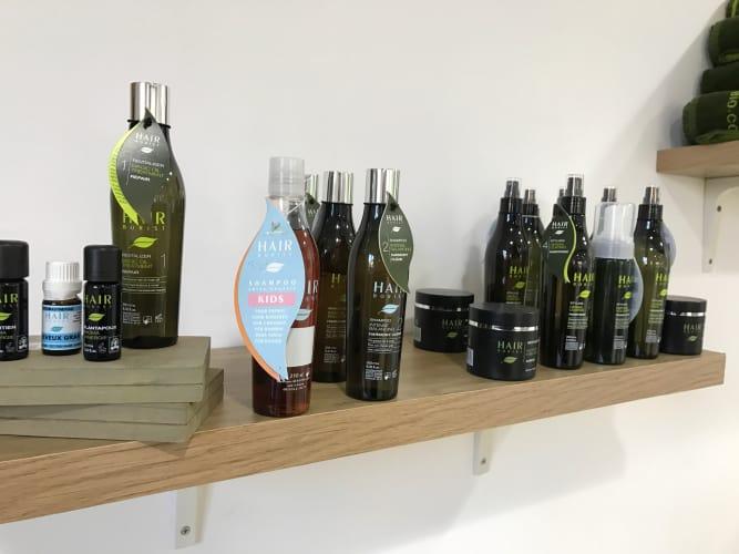 Nos produits 100% naturels