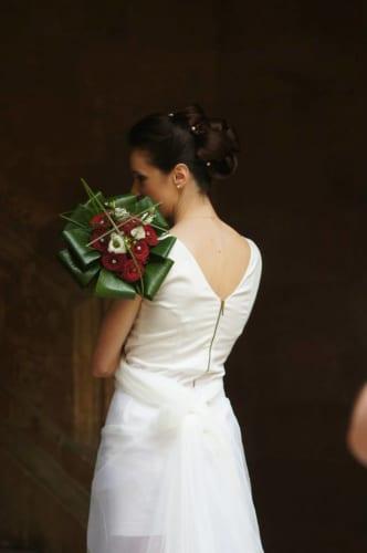 Une réalisation pour une mariée