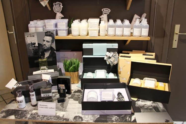 Les produits de notre partenaire Davines en vente dans votre salon SR coiffure