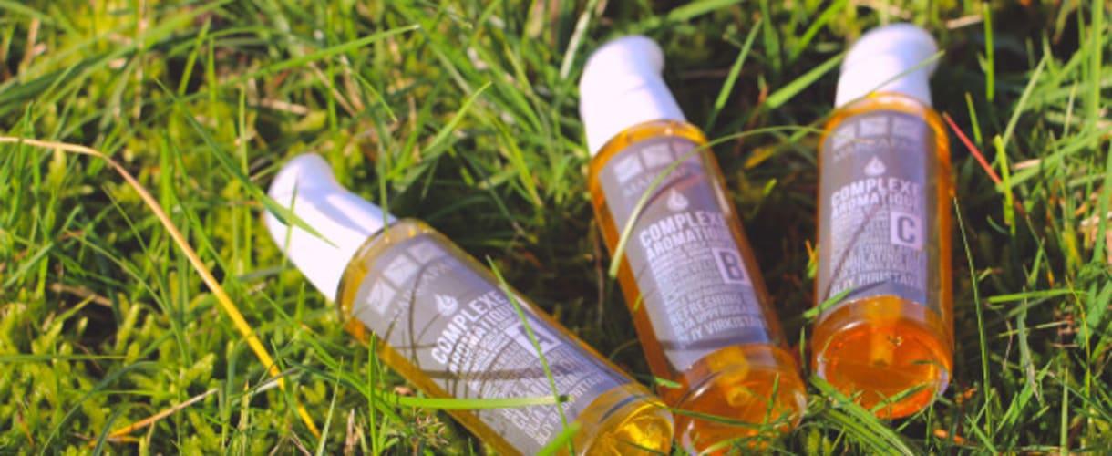 Complexes aromatiques Marcapar