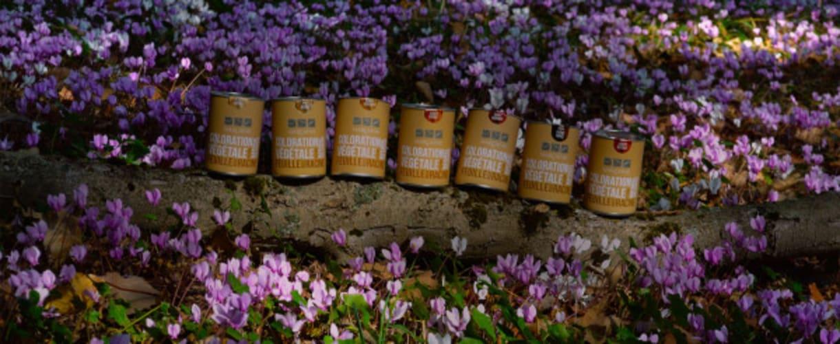 Colorations végétales Marcapar