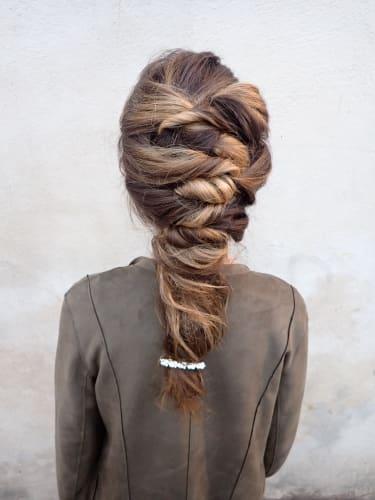 Les coiffages SR coiffure