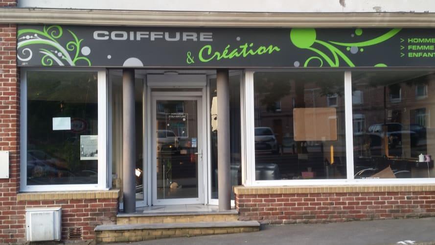 Salon de coiffure Coiffure et création