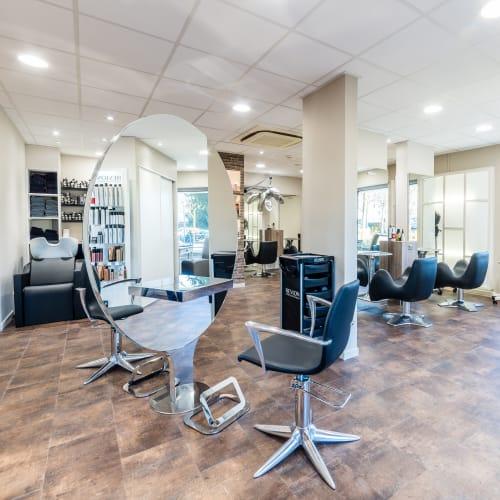 Salon de coiffure L'atelier du coiffeur