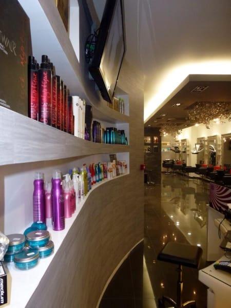 Salon de coiffure à Audincourt