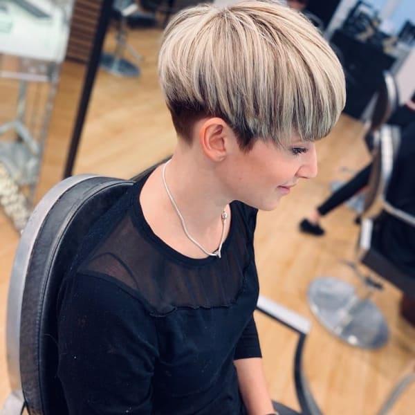 Salon de coiffure à Belfort