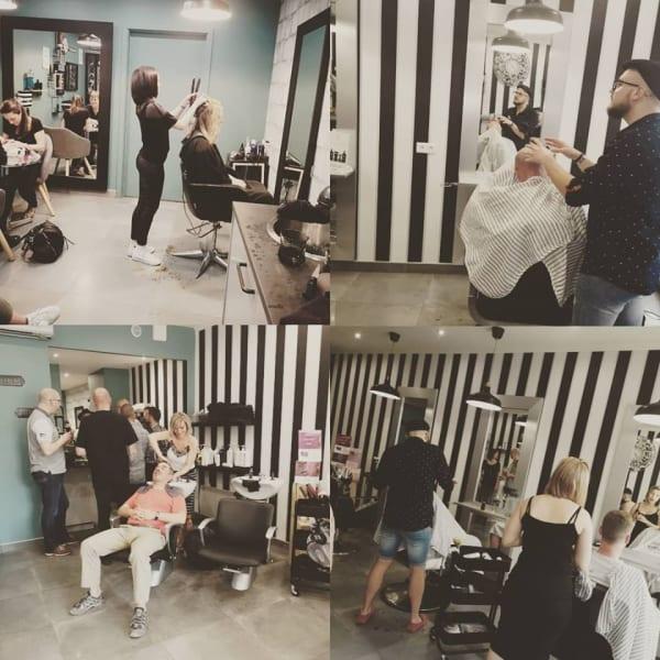 Salon de coiffure Tendance et Style Double Version à Raon-l'Étape
