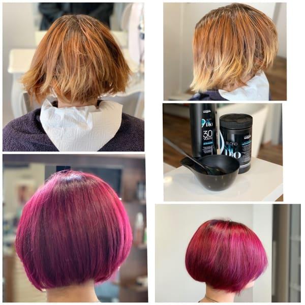 Salon de coiffure mixte à Reims