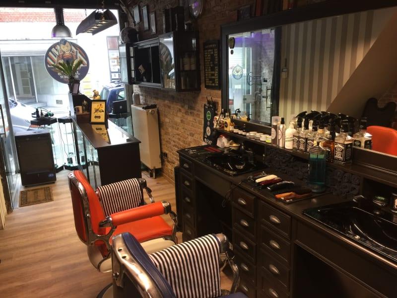 Salon de coifure à Nivelles
