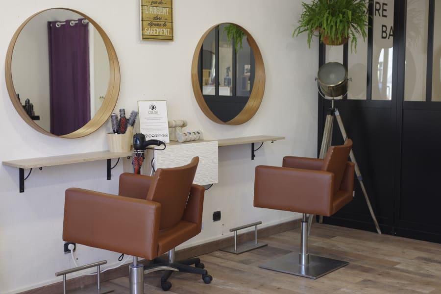 Salon de coiffure l 39 atelier du cheveu saint jean de boiseau - Salon de coiffure saint georges ...