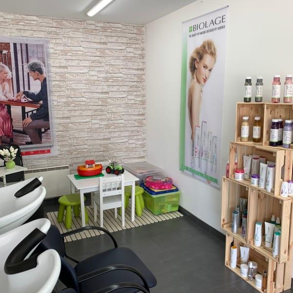 Salon de coiffure à Corcelles-près-Payerne