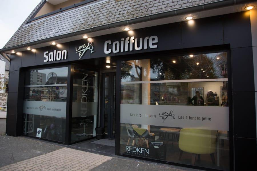 Salon de coiffure Salon Les 2F à Ploufragan - 22440