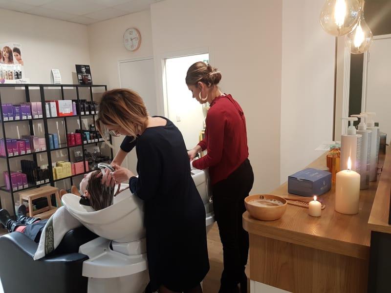 Salon de coiffure mixte à Flers