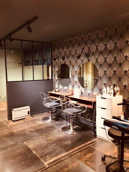 Salon de coiffure à Valence