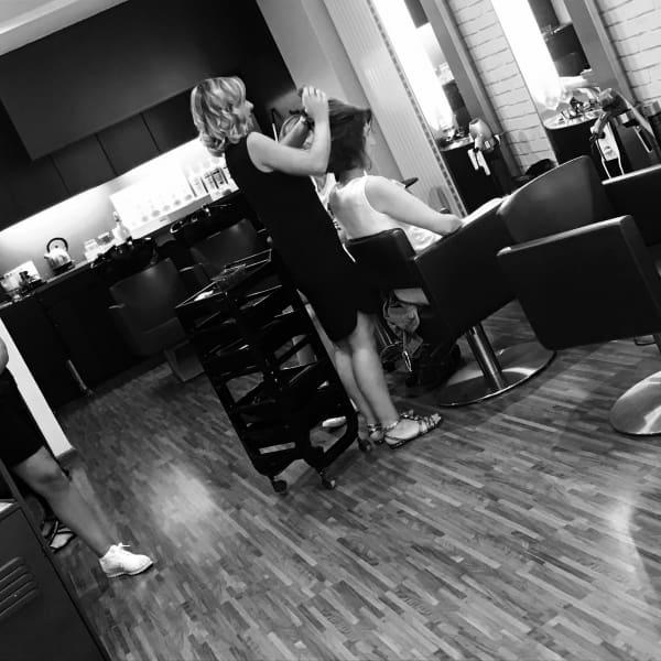Salon de coiffure mixte à Lille