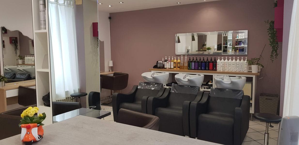 Salon de coiffure à Reignier-Esery