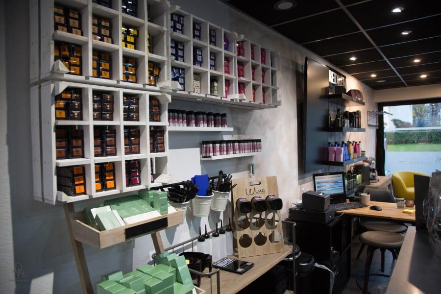 Salon de coiffure à Ploufragan