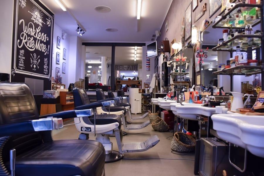 Coiffeur & Barbier à Lausanne