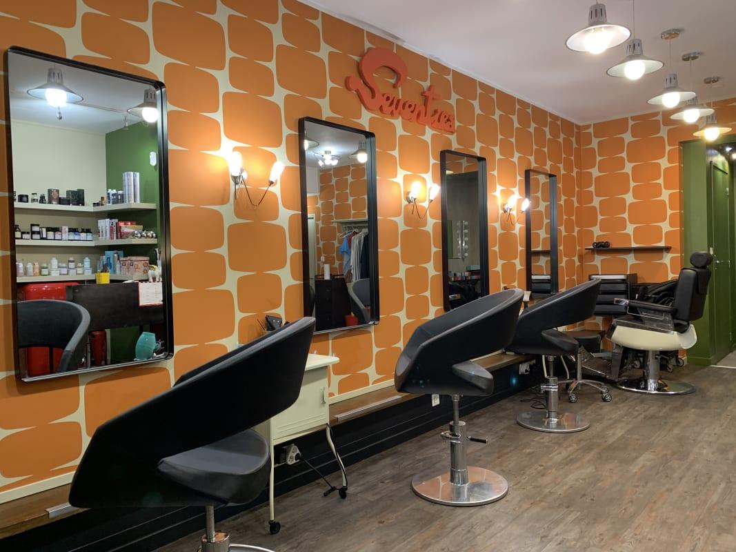 Seventies, Salon de coiffure à Lille