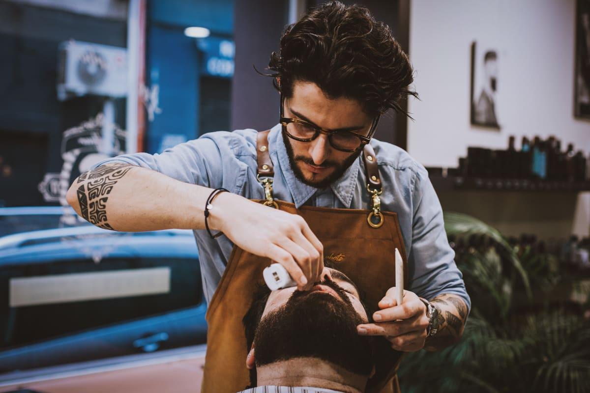 Barber shop à Marseille 6ème arrondissement