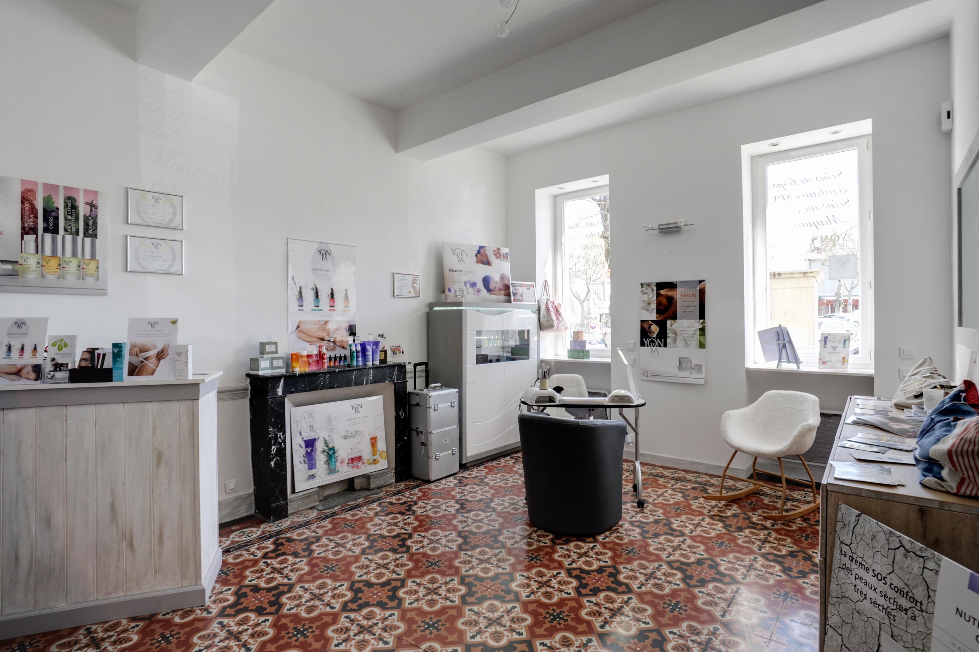 Salon de coiffure à Saint-Rémy-de-Provence