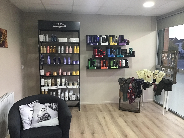 Salon de coiffure à Denain