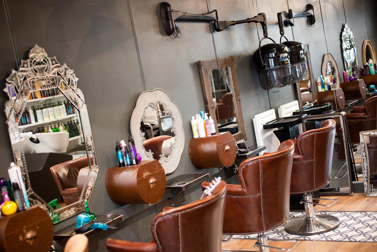 Salon de coiffure à Nantes