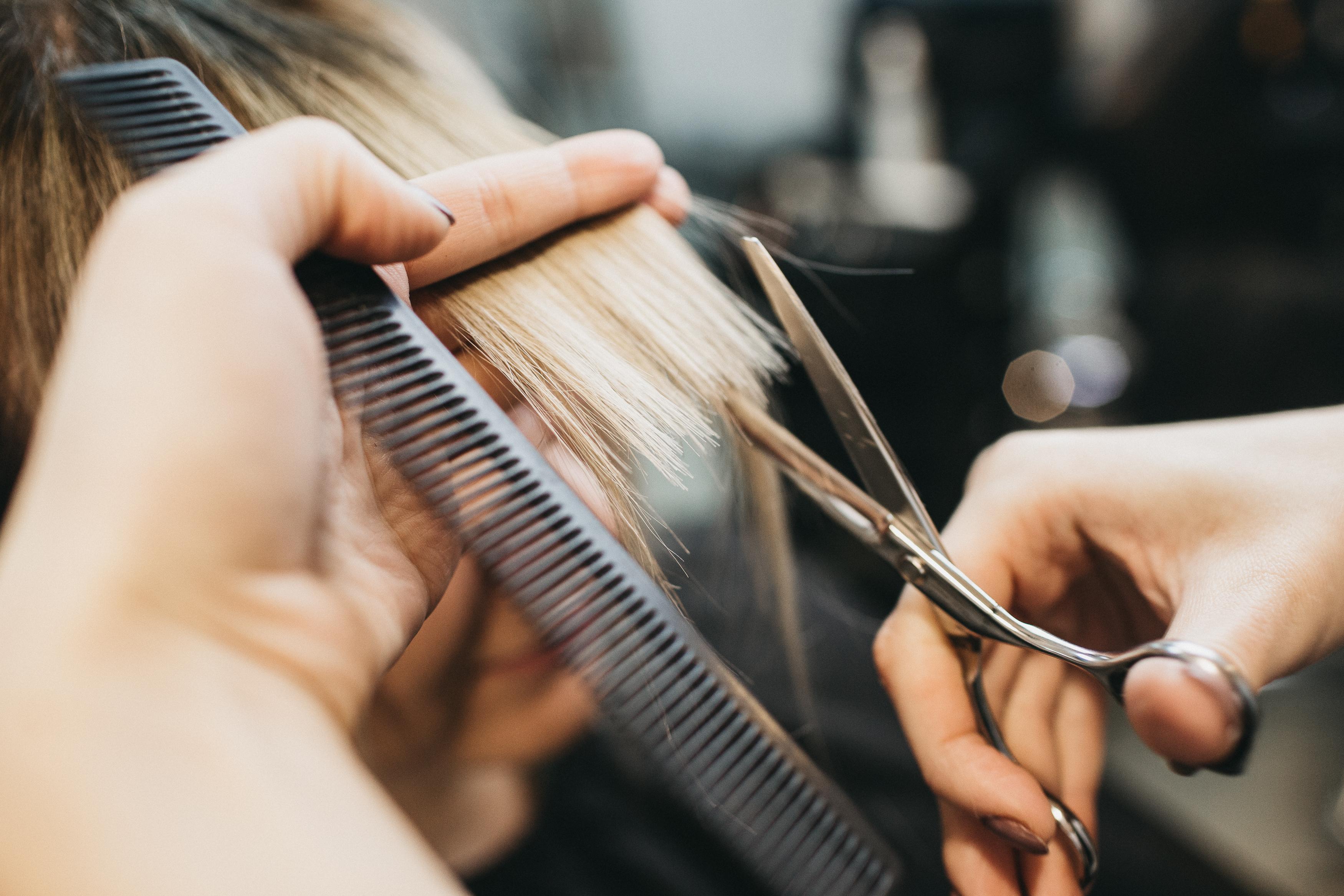 Salon de coiffure à Saint-Chamond