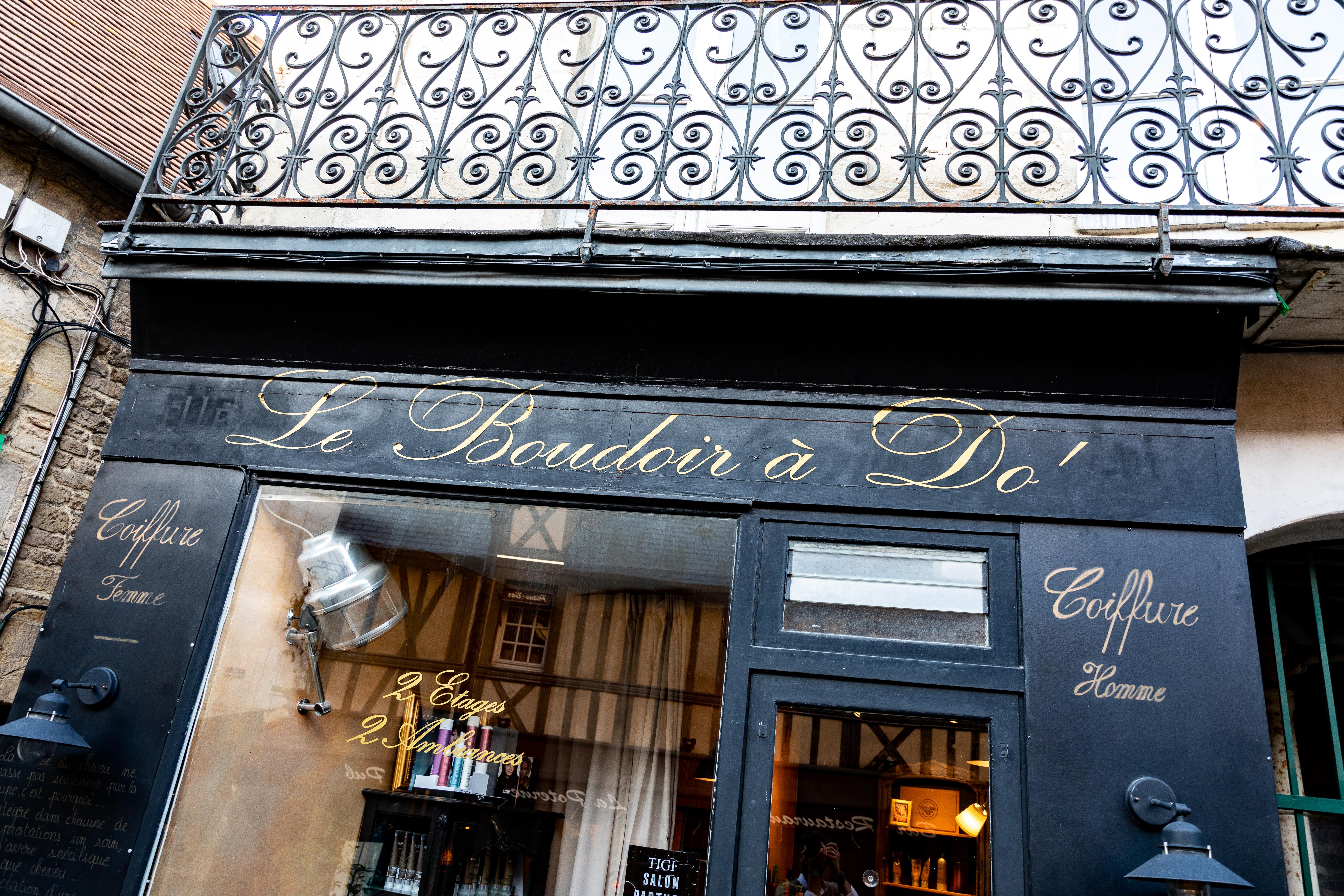 Salon de coiffure et barbier à Caen