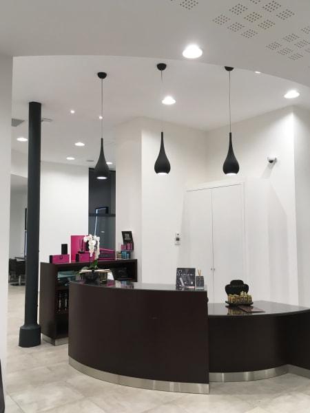 Salon de coiffure à Montélimar