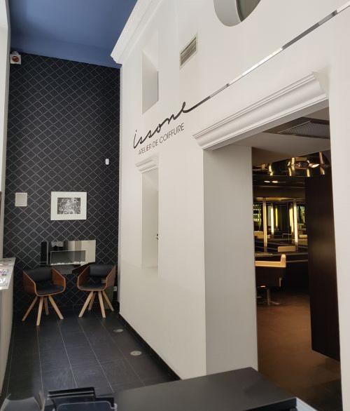Issone - Atelier de coiffure a Lyon