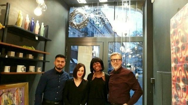 Salon de coiffure à Besançon