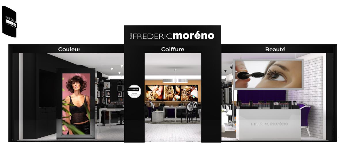 Salon De Coiffure Frederic Moreno A Chassieu
