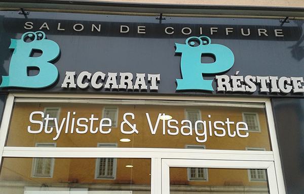 Baccarat Prestige à Montrond les bains