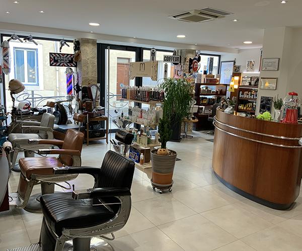 Salon de coiffure à Tain-l'Hermitage
