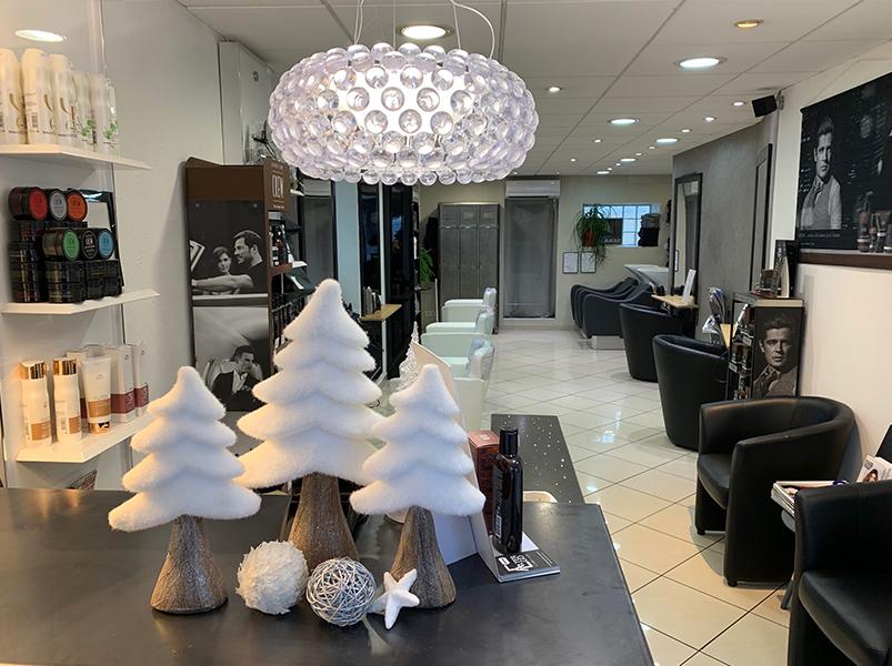 Salon de coiffure mixte à Valence